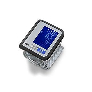 ADE Wrist Blood Pressure Monitor BPM 1600 FITvigo (with bluetooth, app, automatic blood pressure measurement, pulse rate, arrhythmia warning)