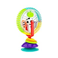 Sassy Wonder Wheel Highchair Toy