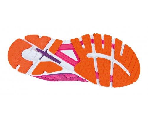 Asics Performance Gel-excel33 2, Scarpe da Ginnastica Donna Multicolore (Fucsia / Morado / Naranja)