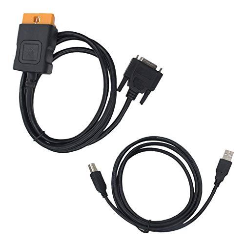 Preisvergleich Produktbild TOOGOO Mvdiag Diagnose Werkzeug Mit Software Wow 5.00.8 Ohne Bluetooth Universal Scanner Arbeit Fuer Auto / LKW Ebenso Wie Cdp + / Ds150 Scanner