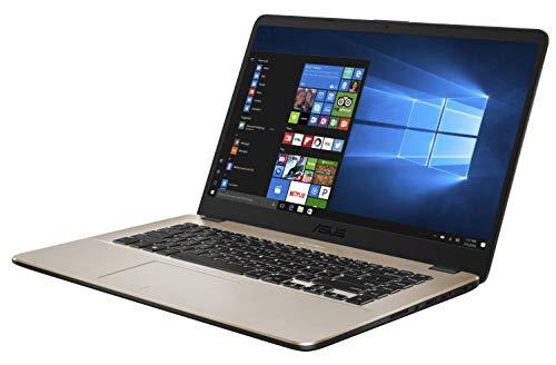 "ASUS VivoBook 15 ( AMD Quad Core R5-2500 /4 GB /1TB / 15.6"" FHD/ Windows 10 ) X505ZA- EJ563T ( Icicle Gold /1.6 kg)"