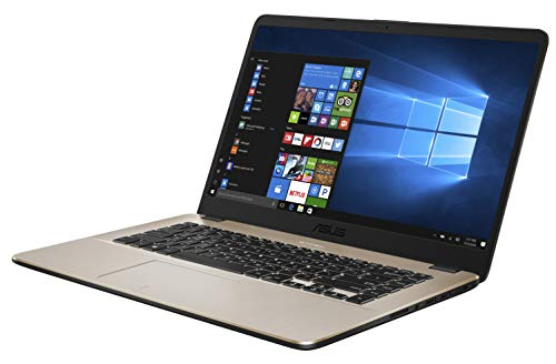 ASUS VivoBook 15 ( AMD Quad Core R5-2500 /8 GB/1TB / 15.6″ FHD/ Windows 10 )  X505ZA- EJ509T ( Icicle Gold /1.6 kg)