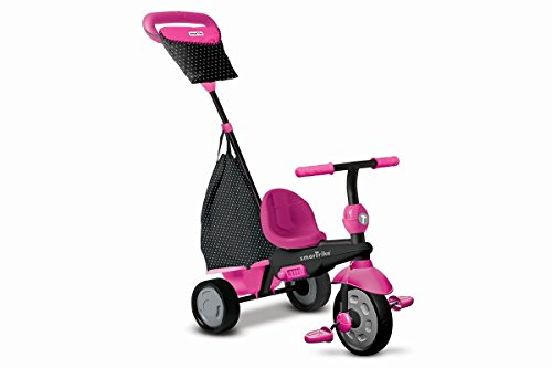 smarTrike Dreirad Glow pink - 4