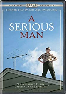 A Serious Man by Michael Stuhlbarg