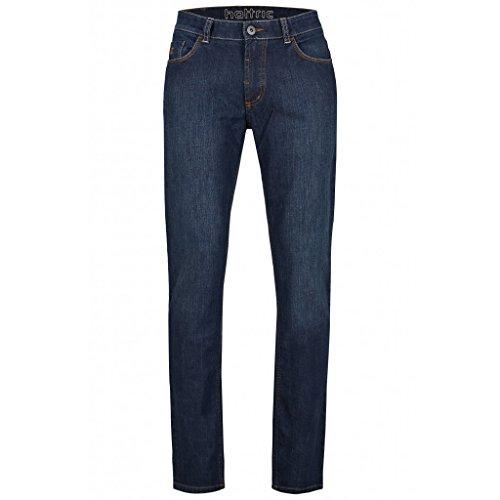 Hattric - Herren 5-Pocket Jeans Hardy (688005-9735), Größe:W33/L30, Hattric Farbe:blau (47) (5-pocket-traditionelle Fit-jeans)