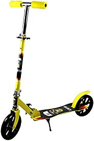 COOLBABY adults/kids scooter,foldable scooter for kids/adults with big 120mm wheel to ride and nice gifts for