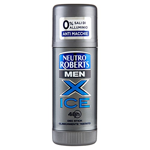 Neutro Roberts - Deo Stick Men X Ice, 40 ml