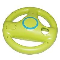 Questo volante è stato progettato per Wii Mario Kart Racing Game Remote Controller. Progettazione duty resistente e pesante. Questo volante può essere usato con molti altri giochi Wii Racing. Porterà piacere molto di più per i vostri giochi.     ...