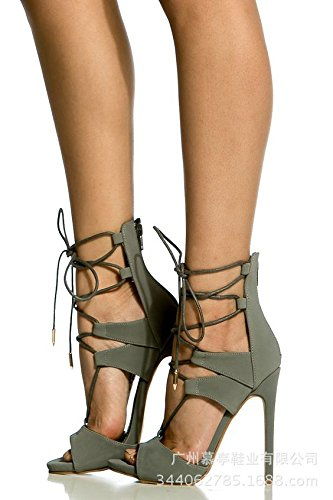 Cross Strap Sandals Are Sandals Chaussures à talons hauts Sandales femme In color