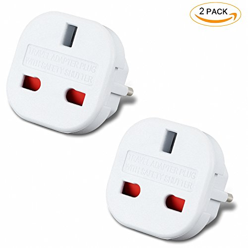 Incutex 2X Adaptador UK España