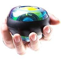 Kbsin212 Arm Trainer PVC Material Handgelenk Ball Energyball selbstleuchtende Gyro Handgelenk Kraft Ball Training Fitness Handgelenk Ball