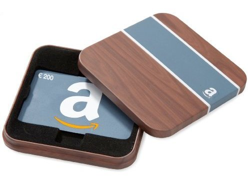 Buono Regalo Amazon.it - €200 (Cofanetto Legno)