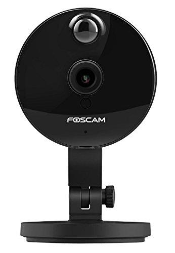 Foscam C1 V3 (Versione 3.0) - Telecamera IP Wi-Fi HD 720p (1.0...