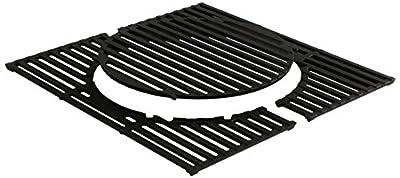 Enders Switch Grid Neu, Guss-Rost für BBQ Gas Grill Monroe Turbo Grillzubehör, Schwarz,