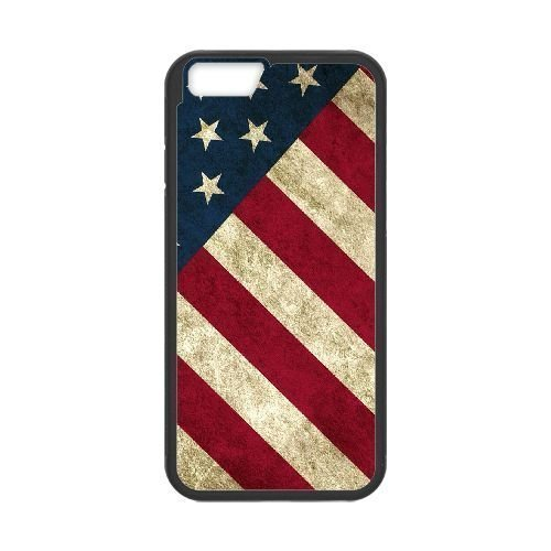 """American Flag Use Your Own Image Phone Case for Iphone6 4.7"""",customized case cover ygtg-774844"""