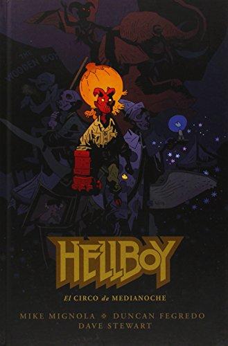 Hellboy 18: El circo de medianoche (Usa - Hellboy (norma))