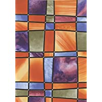 Fablon 67.5 cm x 2 m Roll Barcelona Self Adhesive Window Film