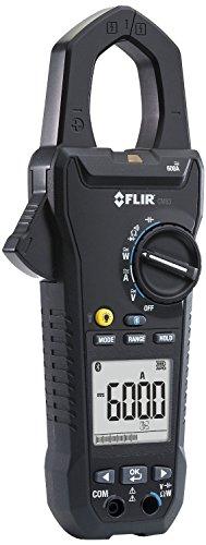 Preisvergleich Produktbild FLIR 600 A Strommesszange mit VFD und Bluetooth, 1 Stück, CM83