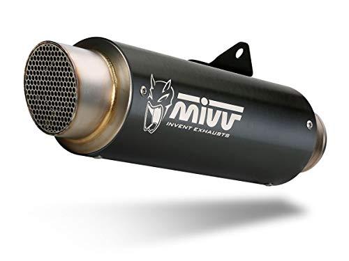 MIVV GP PRO INOX KTM Duke 390 Auspuff