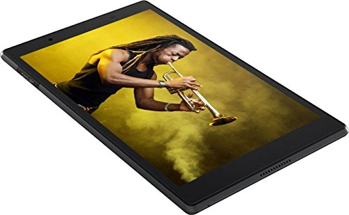 Lenovo Tab4 8 Tablet (8 inch, 16GB, Wi-Fi + 4G LTE, Voice Calling), Slate Black
