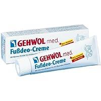 Gehwol med Fußdeo Creme 75ml preisvergleich bei billige-tabletten.eu