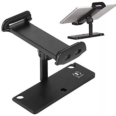 Kismaple Mavic Tablet Holder Stander Extender Aluminum-Alloy Foldable Mount Holder for DJI Spark / Mavic Pro / Mavic Air Remote Controller from Kismaple