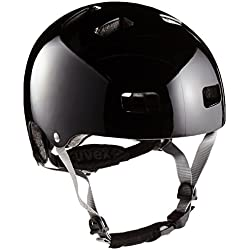 Uvex Kid 3 - Casco de ciclismo unisex, color negro