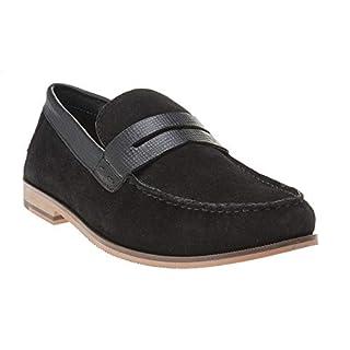 Silver Street Ancon Shoes Black 12 UK