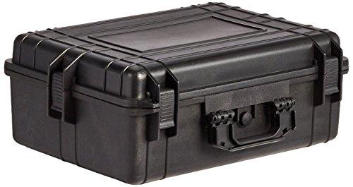 Hartschalen Koffer passend für den DJI Phantom 4 und DJI Phantom 4 Professional sowie Phantom 3 Adv und Pro mit angeschraubten Propellern und viel Zubehör von MC-CASES - 8