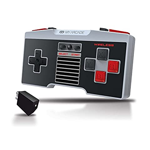 My Arcade Gamepad Pro Wireless Controller for NES Mini Classic (Electronic Games)
