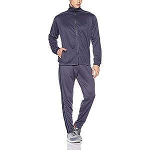adidas Herren Tiro Trainingsanzug, Trace Blue/Collegiate Navy, 8