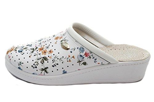 Dr Punto Rosso Medical Comfort 100SBF Zuecos Zapatos