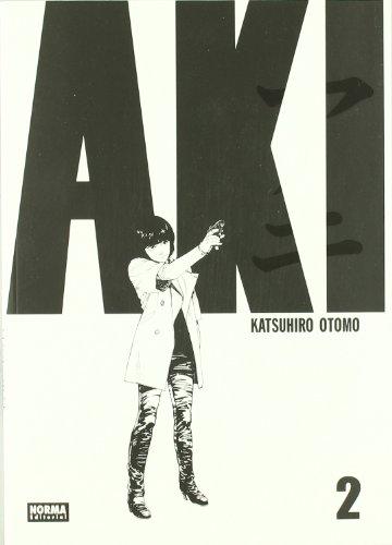 AKIRA 02 (CÓMIC MANGA)