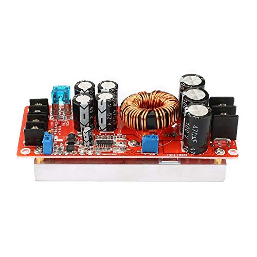 ARDUTE Portable 1200W Constant Current DC Boost Converter Power Supply Step-up Module 1200ws Power Pack