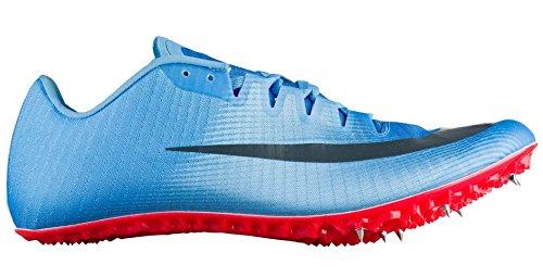 Nike Zoom JA Fly 3, Scarpe Running Unisex-Adulto, Blu (Football Blue Fox/Bright Crimson 446), 42 EU