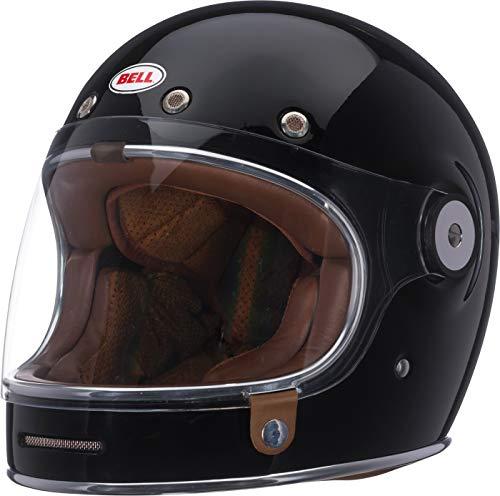 Bell Helmet bullitt dlx solid black s