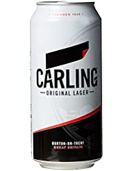 Carling Lager Can, 12 x 440 ml