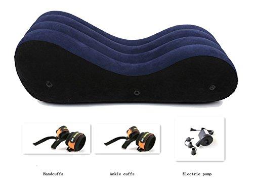 FeiGu Sex Bett Aufblasbare Kissen Stuhl Sofa Sex Möbel Sex Spielzeug Für  Paare Erotische Produkte