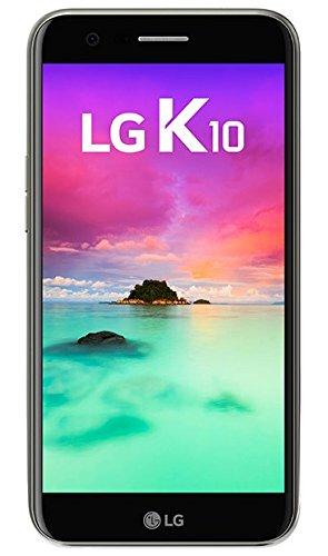 LG K10 2017 4G Titanio Libre