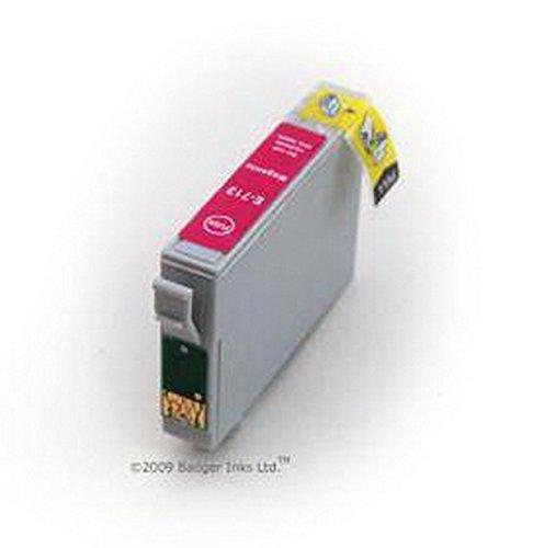 Cartuccia Compatibile per stampanti Inkjet Epson T0713/T0893 Magenta 12ml Chip 6.0 Tepa Print TP-T71