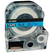 Kassette LC-5YBW LC-5YBW9 SC18YW schwarz auf gelb 18mm x 8m Schriftband kompatibel f/ür Epson LabelWorks LW-300 LW-300L LW-400 LW-500 LW-600P LW-700 LW-900P LW-1000P Beschriftungsger/ät