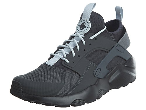 Nike Air Huarache Run Ultra Gris Schwarz