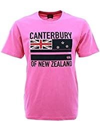 Canterbury Flag T-Shirt - SS15