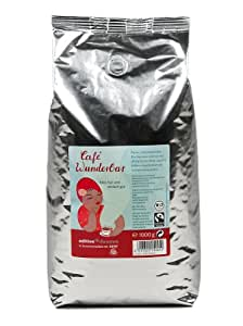 GEPA Cafe Wunderbar Espresso, 1er Pack (1 x 1 kg Packung) - Bio