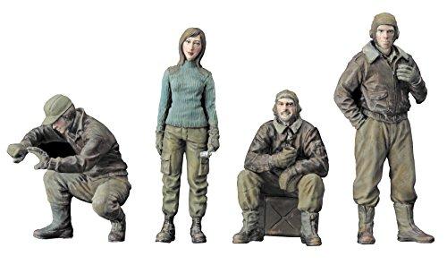 Armee-maschine (Hasegawa MK02 - Maschinen Krieger Figuren-Set A (Mercenary Troops' Arms Cold District Maintenance Soldiers))