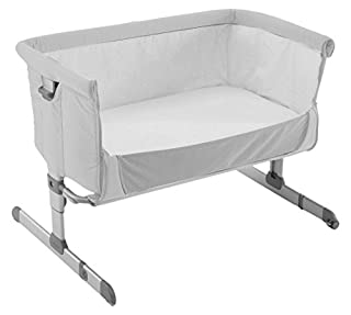 Chicco Next2me - Cuna de colecho con anclaje a cama y 6 alturas, colección 2017, color gris (B00M434IJK) | Amazon price tracker / tracking, Amazon price history charts, Amazon price watches, Amazon price drop alerts