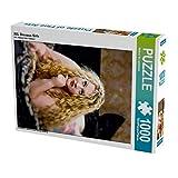 CALVENDO Puzzle XXL Dessous Girls 1000 Teile Lege-Größe 48 x 64 cm Foto-Puzzle Bild von Markus W. Lambrecht