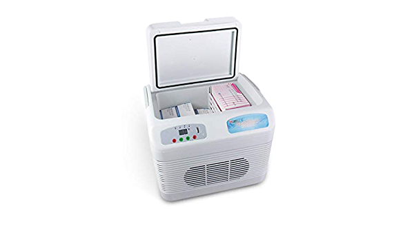 XHDZ Linsulina Portatile Frigorifero di Sicurezza Mini Dispositivo di Raffreddamento Isolato Caso Reefer Car Temperatura costante 2-8 ℃ Professionale dellorganizzatore