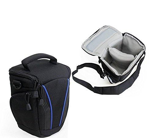 Preisvergleich Produktbild Navitech schwarze Kameratasche Fall für die Fujifilm X-T2 system camera