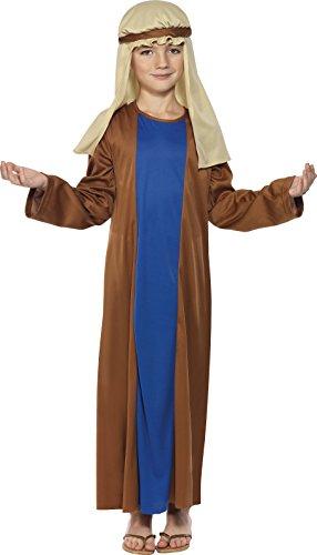 n Josef Kostüm, Robe und Kopfbedeckung, Größe: L, 31287 (Heiligen Kostüm Ideen Für Kinder)